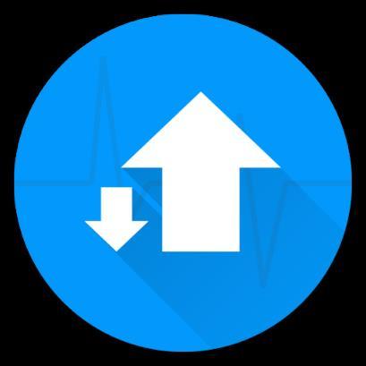 上行速网速悬浮窗app