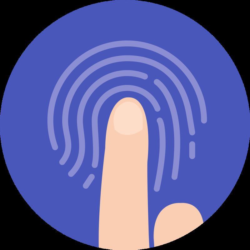 前置指纹解锁
