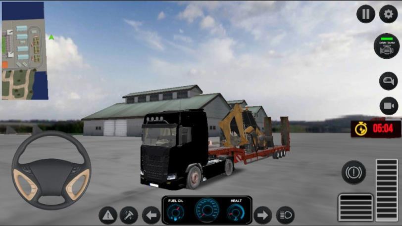 卡车模拟器大城市电脑版