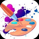Paint数字填色app
