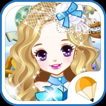 公主换装小游戏