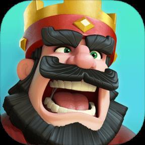 部落冲突皇室战争手机游戏
